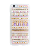 GYPSET BEADS PASTEL iPhone6