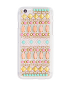 GYPSET BEADS OVAL PINK iPhone6
